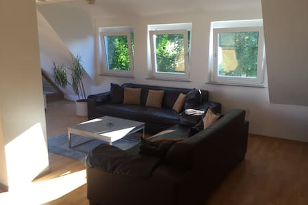 Sehr schöne, ruhige, Seenahe Lage - Friedrichshafen - Apartamento