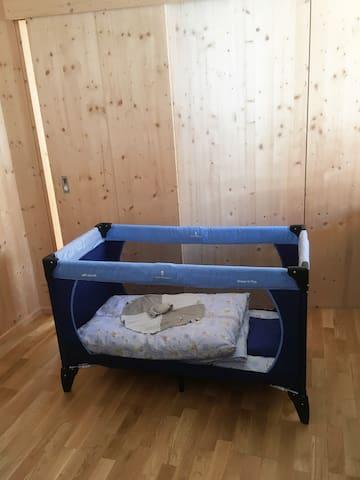 Damit auch die kleinsten Gäste gut schlafen können