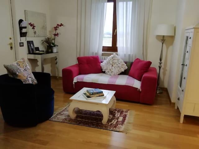 Appartamento nel cuore dell'Umbria