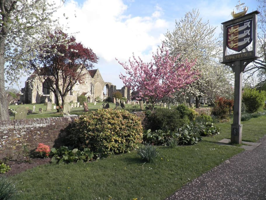 Arguably One Of The Prettiest Village In England