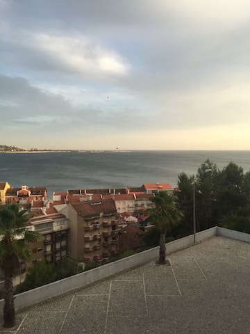 Wake up to this fabulous view - Cruz Quebrada