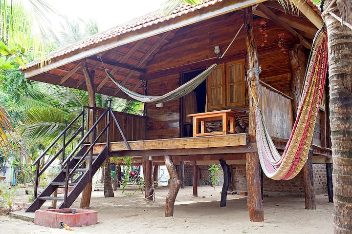 Stay Golden Cabana 5 - Arugam Bay - Chalet