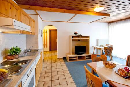 Gemütliches, zentrales Appartement in Skiliftnähe