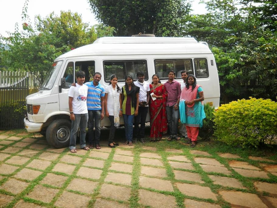 our esteemed guests at Hillview homestay