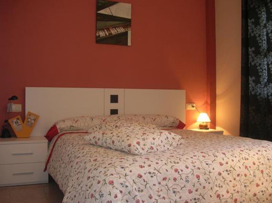 Habitación cama 180 cm