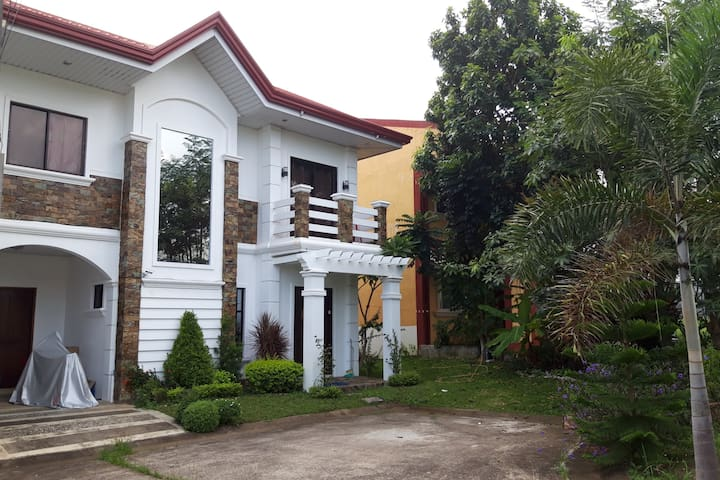 Comfortable and Peaceful House in Secure Subd.