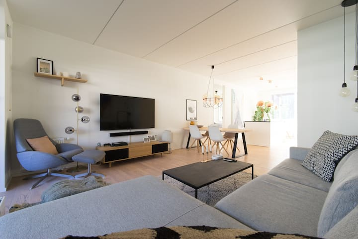 New and spacious apartment