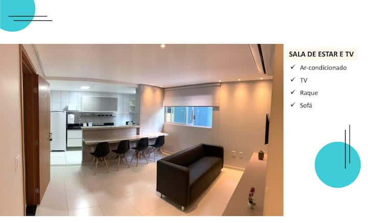 Apartamento em Cabo Branco - João Pessoa