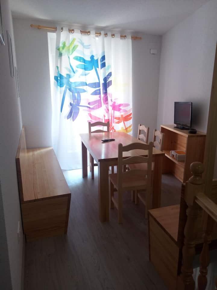 Se alquila casa en Ledesma en el centro urbano