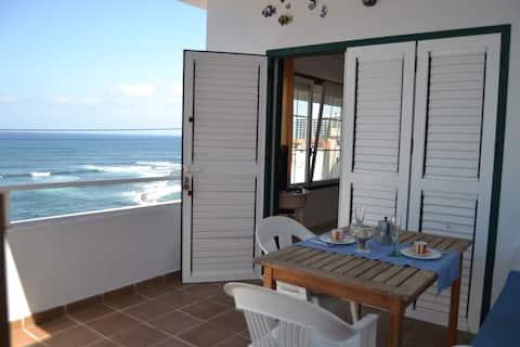 Punta Mar B - Apartment direkt am Meer