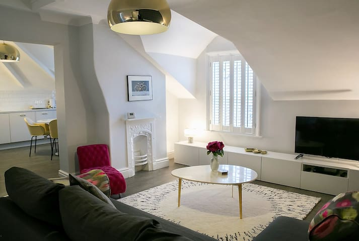 Deluxe 1 bedroom apartment in Harrogate