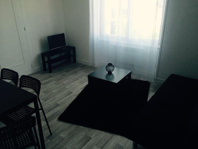 Appartement 30m² rez de chaussée