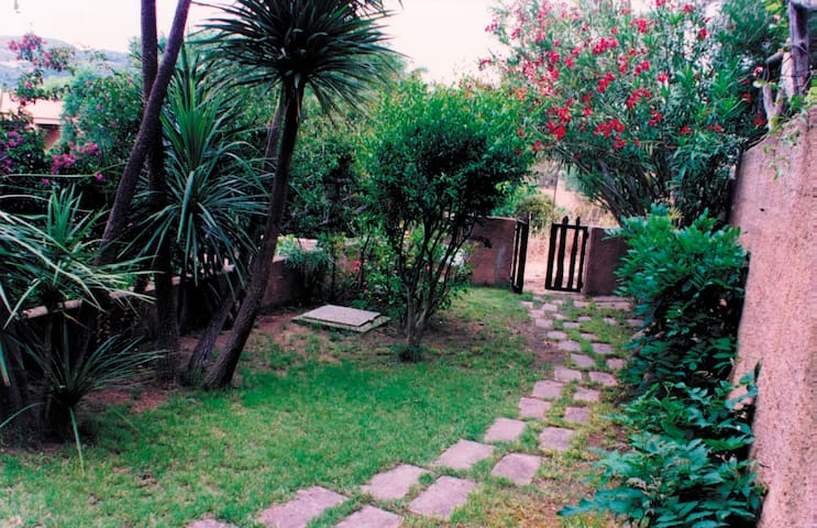 casa  al mare con giardino - Chia - Talo