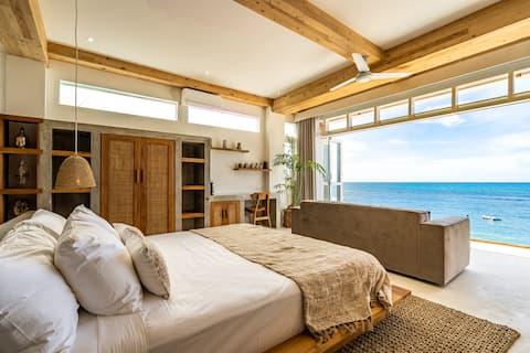 Suite 1 - Absolutt strandpromenade på Bingin Beach