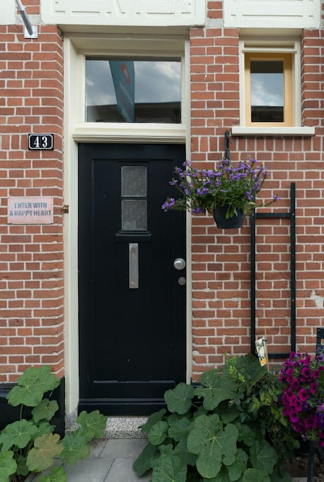 """Welkom in dit """"Vriendelijke Huis langs de IJssel""""."""