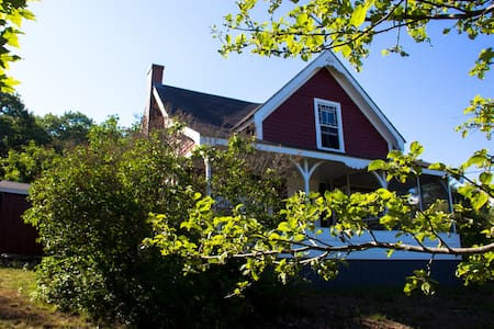 Red House - Chebeague Island