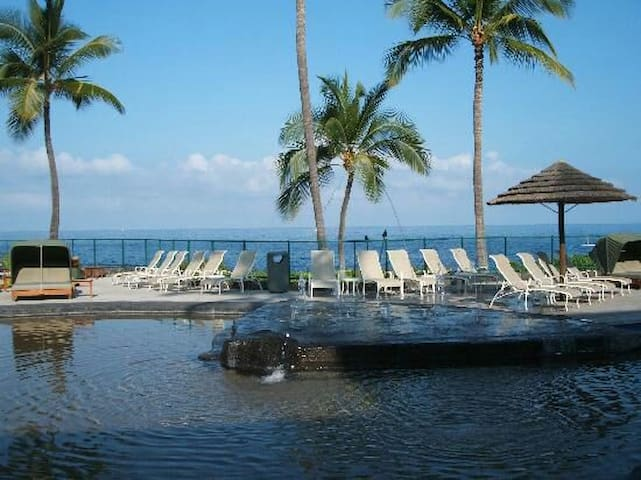 IRONMAN Best location FREE NIGHTS - Kailua-Kona - Condominium