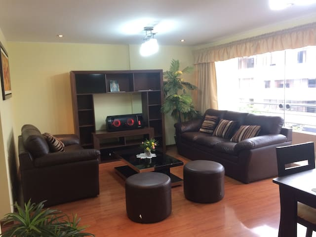 Nice Condo/Apartment - 3 Bedrooms, Surco, Lima - Distrito de Lima - Appartement