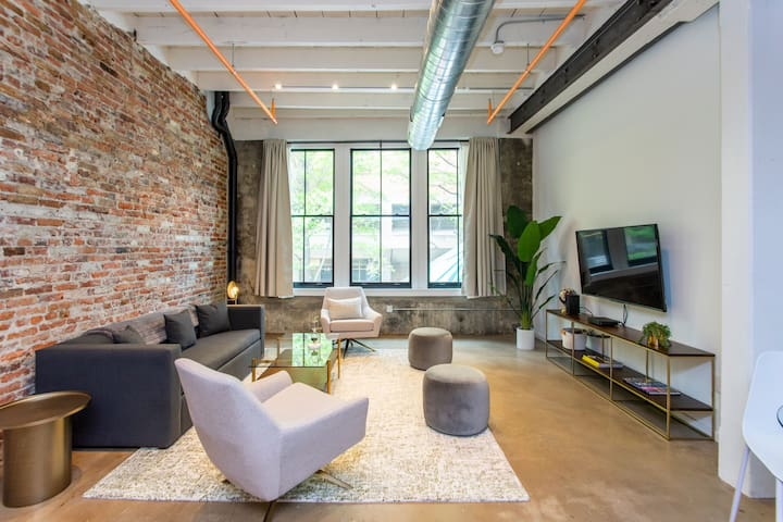 Luxury Loft Available Month to Month!