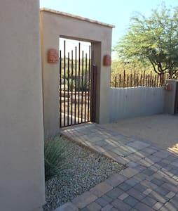 Private Sonoran Guest House - Cave Creek - Ev