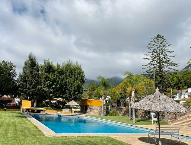 Nice private apartment in ajijic