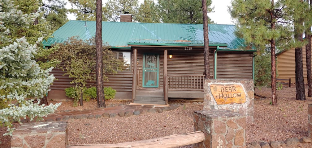Bear Hollow Cabin at Bison Ranch