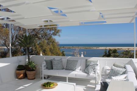 Atico con terraza  y vistas al mar - Cacela Velha - Apartment