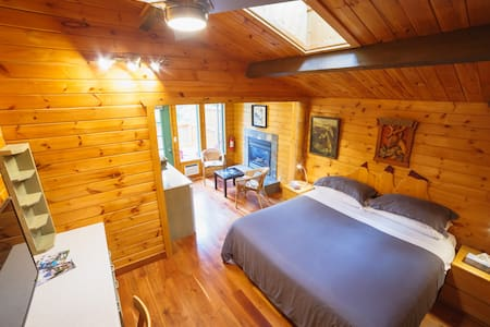 Charming Chalet Suite