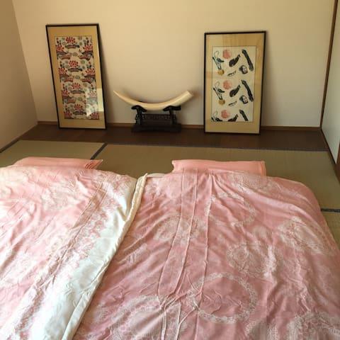 4ppl/wifi/Kichijyoji/Japanese/popular/style/apt - Musashino-shi - Apartamento