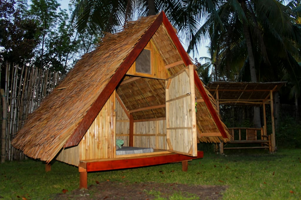 Archery-Asia Bamboo Tents