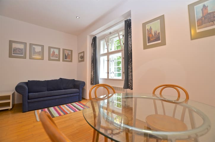 Apartment near Prague Castle and Subway - Praga - Appartamento