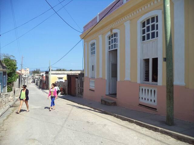 Casa Luz del Norte - Gibara - Maison