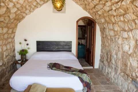 BEYt El Jabal - Vaulted Room