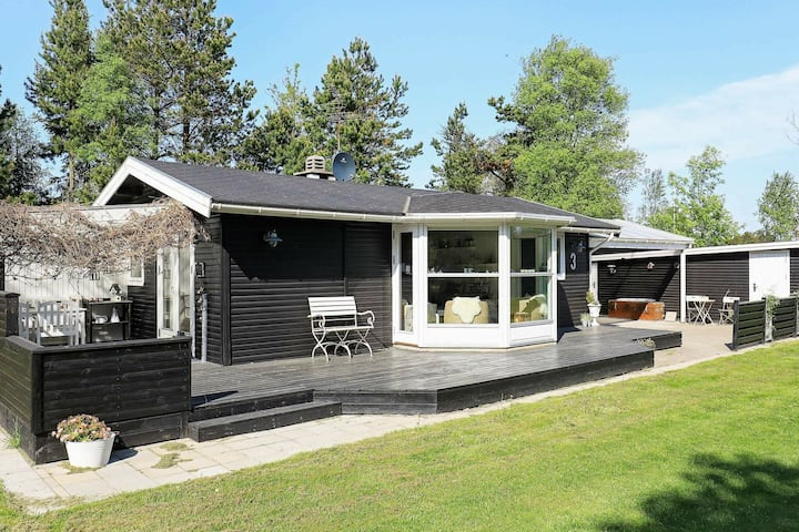 Cozy Holiday Home in Sæby with Large Garden