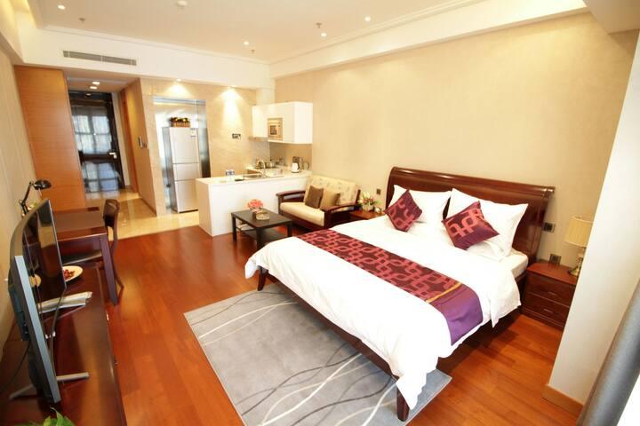 沈阳新世界名汇港式公寓酒店 - Shenyang - Wohnung