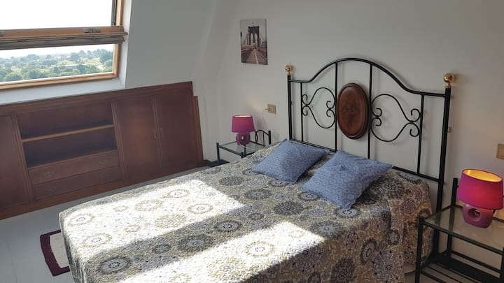 Penthouse in Carnota