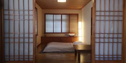 [ 宅生活]檜木和室 石牌站350M(近陽明大學/榮總) Hinoki Japanese Style