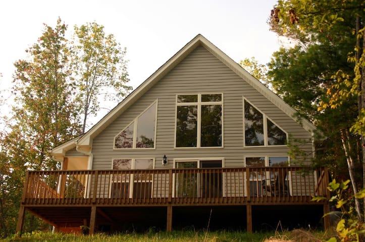 Mountain Cabin in Western NC - Mars Hill - Casa