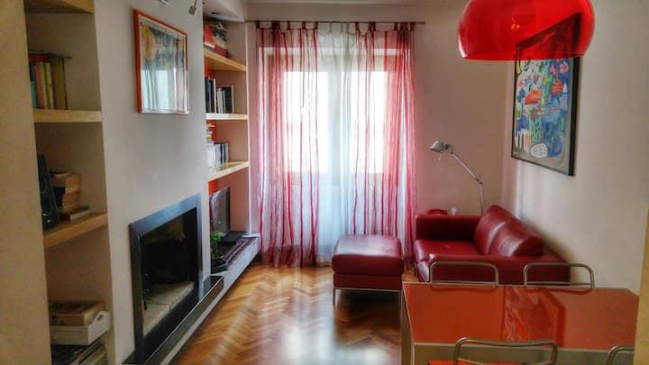 """Appartamento in centro storico """"La Ciammarica"""""""