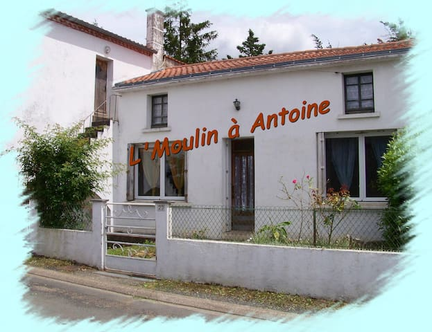 L' moulin à Antoine - Saint-Vincent-Sterlanges - House