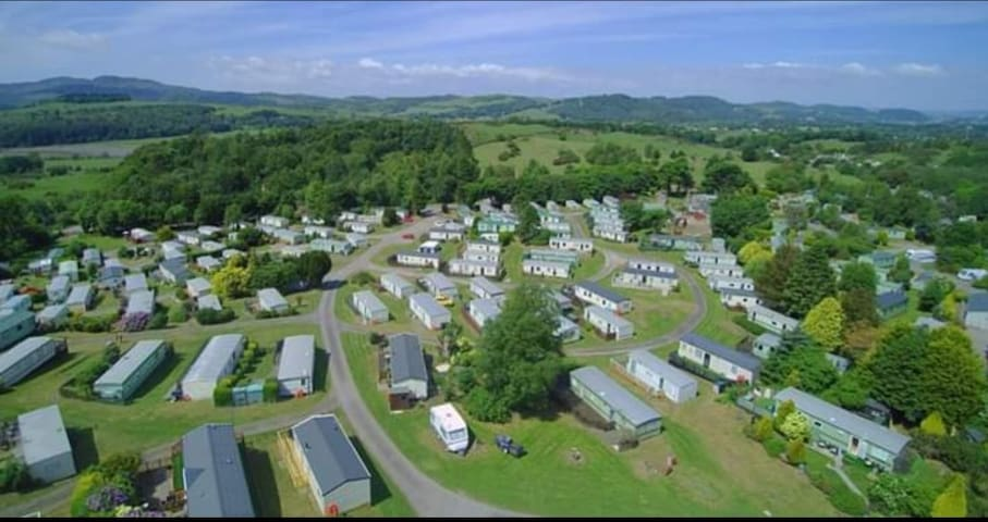 Luxury Static Caravan Kippford Bay