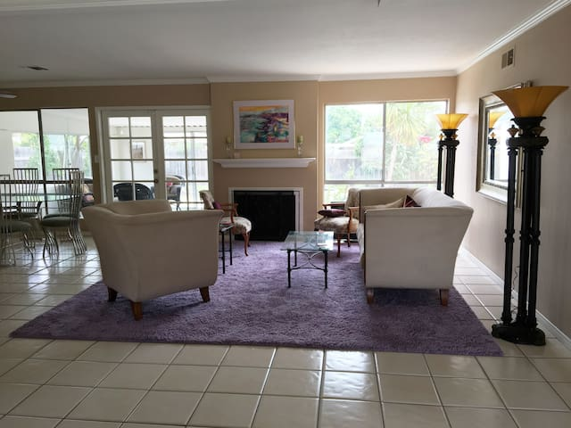 Bright and Airy Refurbished Home with Pool!