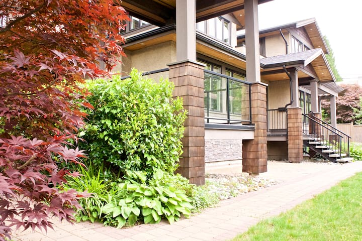 YOUR BRAND-NEW HOME . . . SUITE - North Vancouver - House
