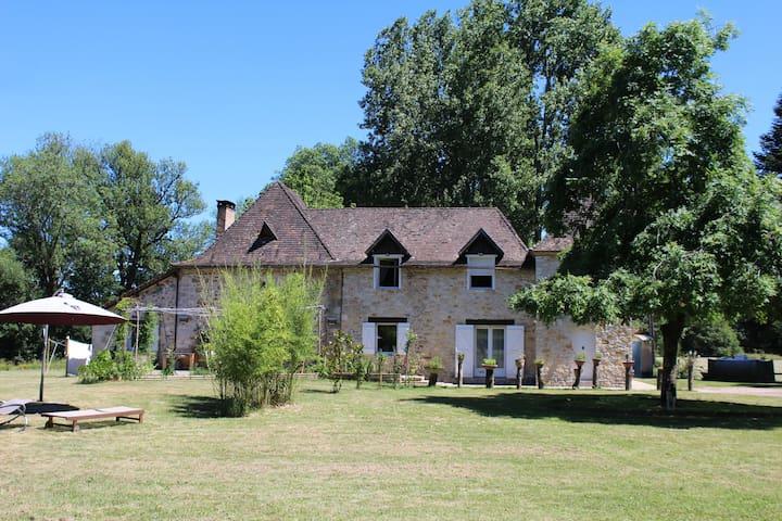 A Great mill in Saint Jean de Cole!