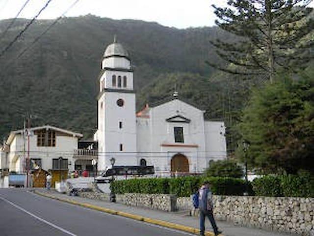 Habitacion Familiar  En Valera via la Puerta