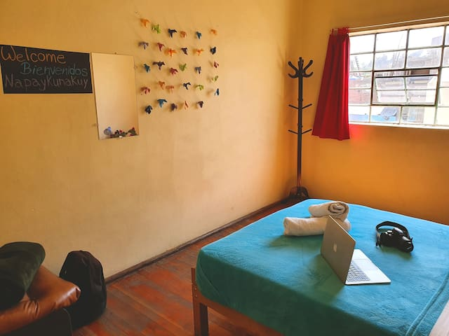 Double Room at Econunay Hostels