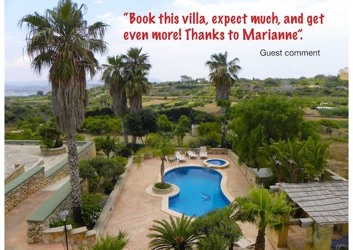 Villa Mariantonia (self catering)