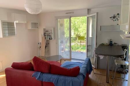 Appartement proche de PARIS (20mins) Bagneux