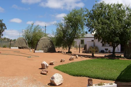 Camping,Hardeveld Lodge - Nuwerus