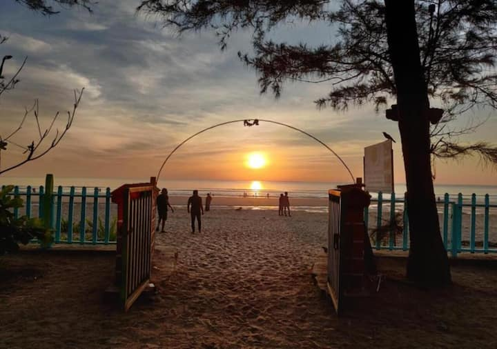Sea View Non AC Room Dev Samudra Beach